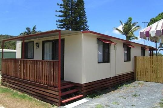 BIG4 Capricorn Palms Holiday Village - Accommodation Sydney