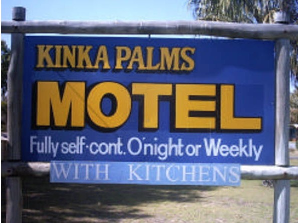 Kinka Palms Beachfront Apartments / Motel - Accommodation Sydney