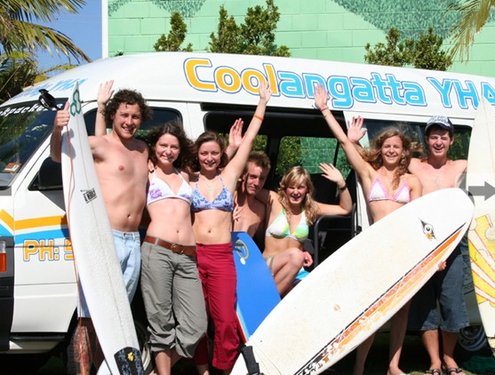 Coolangatta YHA Backpackers Hostel