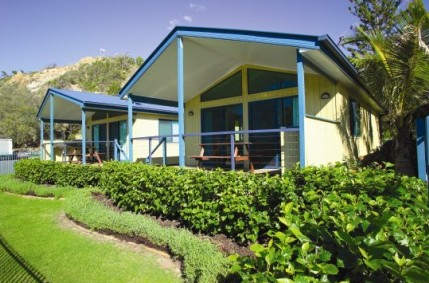Gold Coast Tourist Parks Ocean Beach - Accommodation Sydney