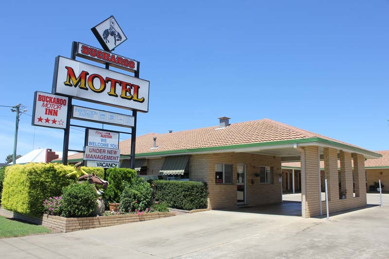 Buckaroo Motor Inn - Accommodation Sydney