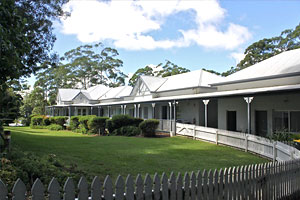 Woodleigh Homestead Bed  Breakfast - Accommodation Sydney