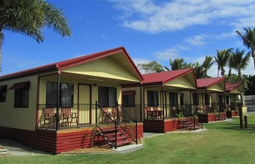 Big 4 Capricorn Palms Holiday Village - Accommodation Sydney