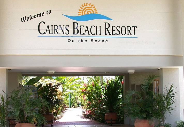 Australis Cairns Beach Resort - Accommodation Sydney
