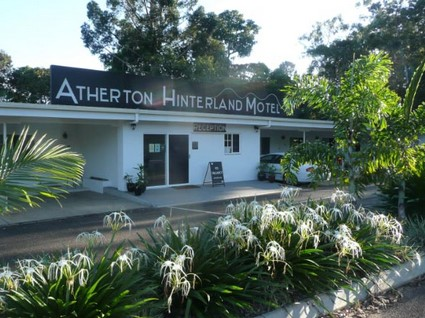 Atherton Hinterland Motel - Accommodation Sydney