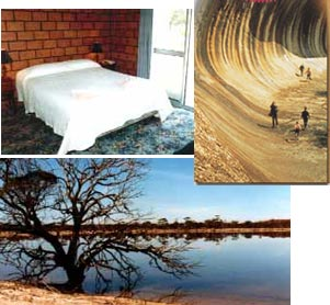 Wave Rock Resort - Accommodation Sydney