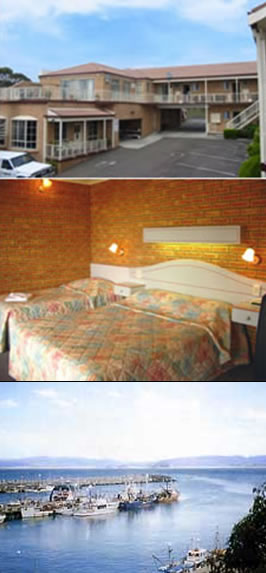 Twofold Bay Motor Inn - Accommodation Sydney