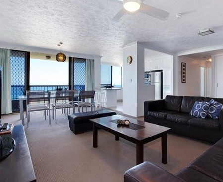 Southern Cross Luxury Apartments - Accommodation Sydney