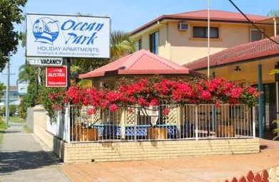 Ocean Park Motel and Holiday Apartments - Accommodation Sydney