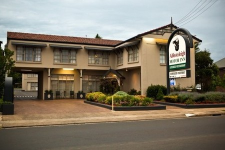Abbotsleigh Motor Inn - Accommodation Sydney
