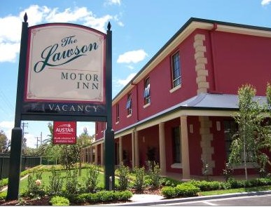The Lawson Motor Inn - Accommodation Sydney