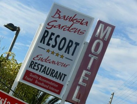 Banksia Gardens Resort Motel - Accommodation Sydney