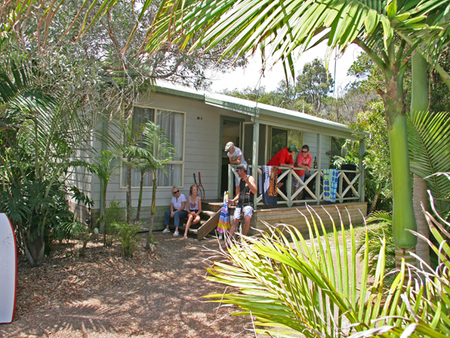 One Mile Beach Holiday Park - Accommodation Sydney