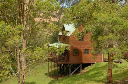 Hookes Creek Forest Retreat - Accommodation Sydney