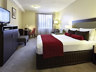 The Swanston Hotel Melbourne Grand Mercure - Accommodation Sydney