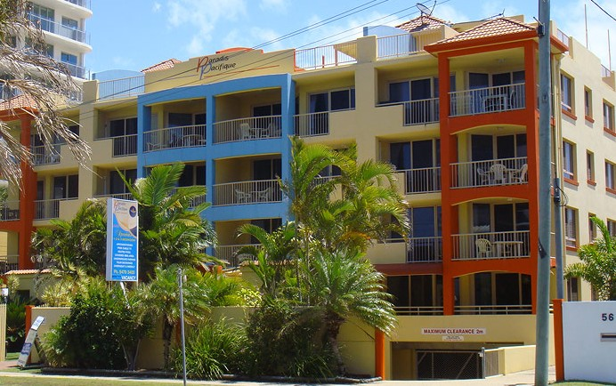 Paradis Pacifique - Accommodation Sydney