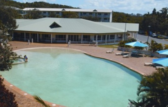 Eurong Beach Resort - Accommodation Sydney