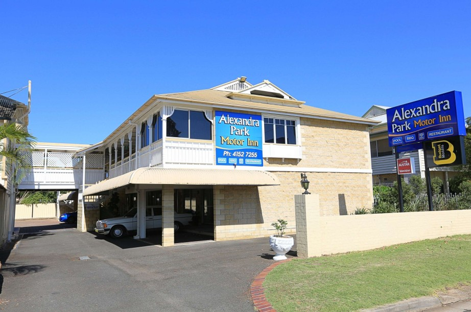 Alexandra Park Motor Inn - Accommodation Sydney