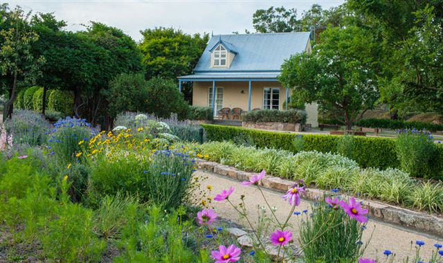 Vineyard Cottages and Cafe - Accommodation Sydney