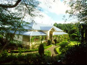The Falls Rainforest Cottages - Accommodation Sydney