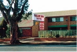 Gallop Motel - Accommodation Sydney