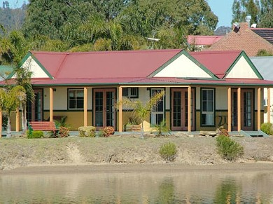 Coachhouse Marina Resort Batemans Bay - Accommodation Sydney