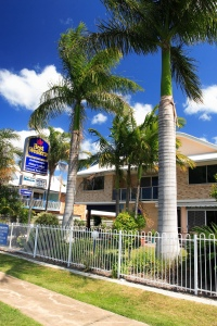 Ambassador Motor Lodge Best Western - Accommodation Sydney