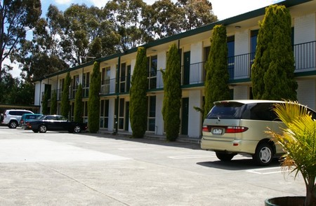 Mulgrave Court Motor Inn - Accommodation Sydney