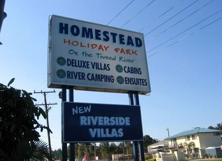 Homestead Holiday Park - Accommodation Sydney