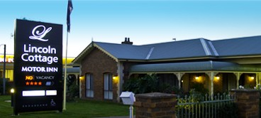 Lincoln Cottage Motor Inn - Accommodation Sydney