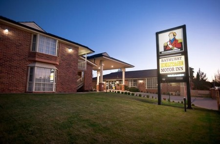 Bathurst Heritage Motor Inn - Accommodation Sydney