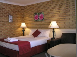 Blue Violet Motor Inn - Accommodation Sydney