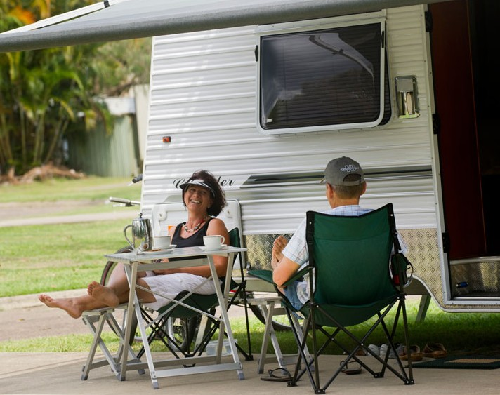 Coolum Beach Holiday Park - Accommodation Sydney
