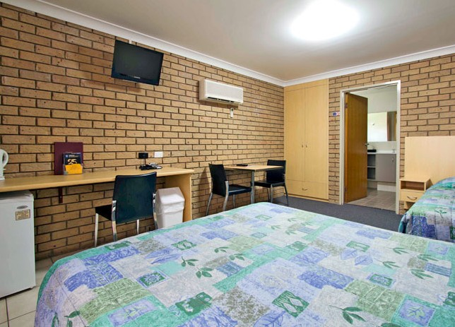Sunray Motor Inn Toowoomba - Accommodation Sydney