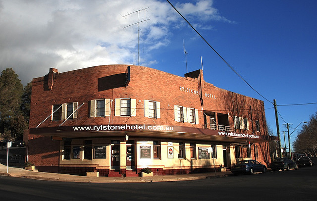Rylstone Hotel - Accommodation Sydney
