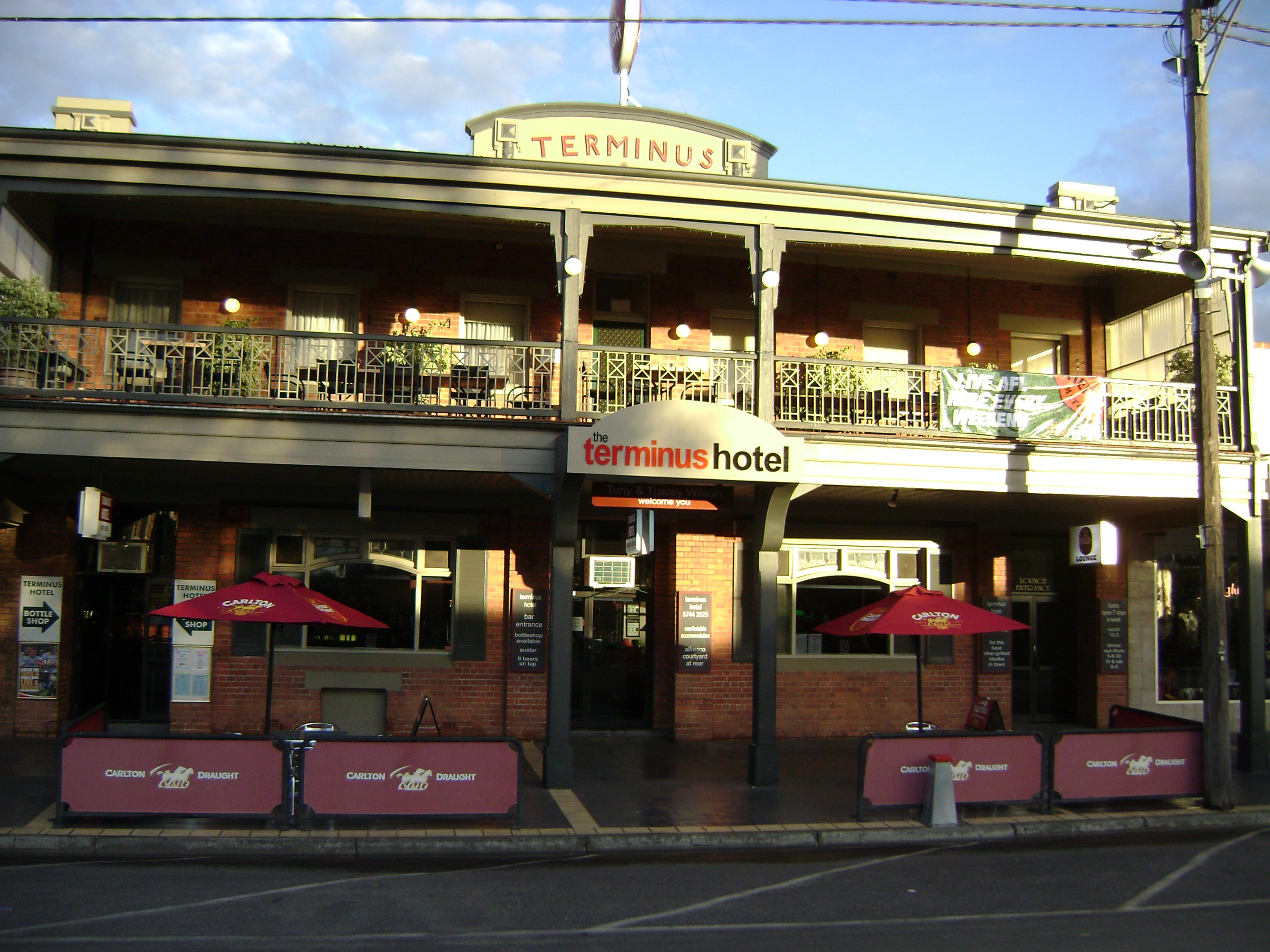 Terminus Hotel - Accommodation Sydney