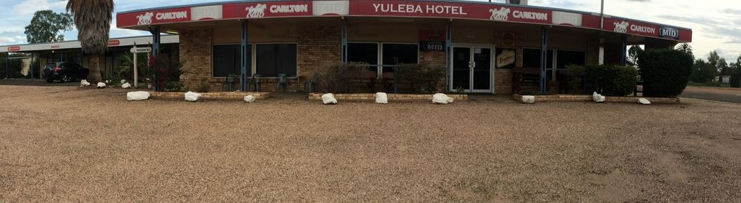 Yuleba Hotel Motel - Accommodation Sydney