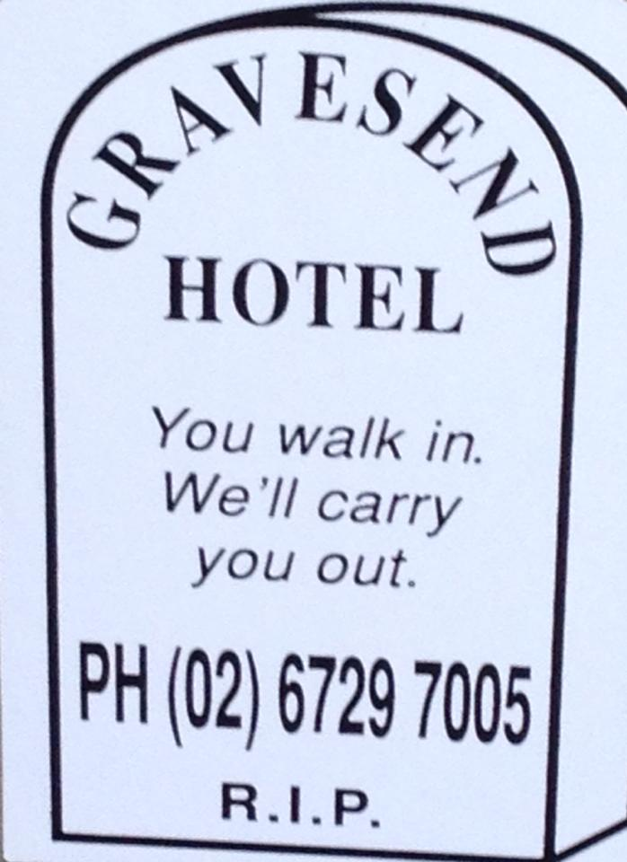 Gravesend Hotel - Accommodation Sydney