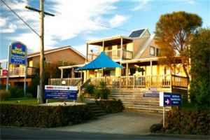 Best Western Great Ocean Road Motor Inn - Accommodation Sydney