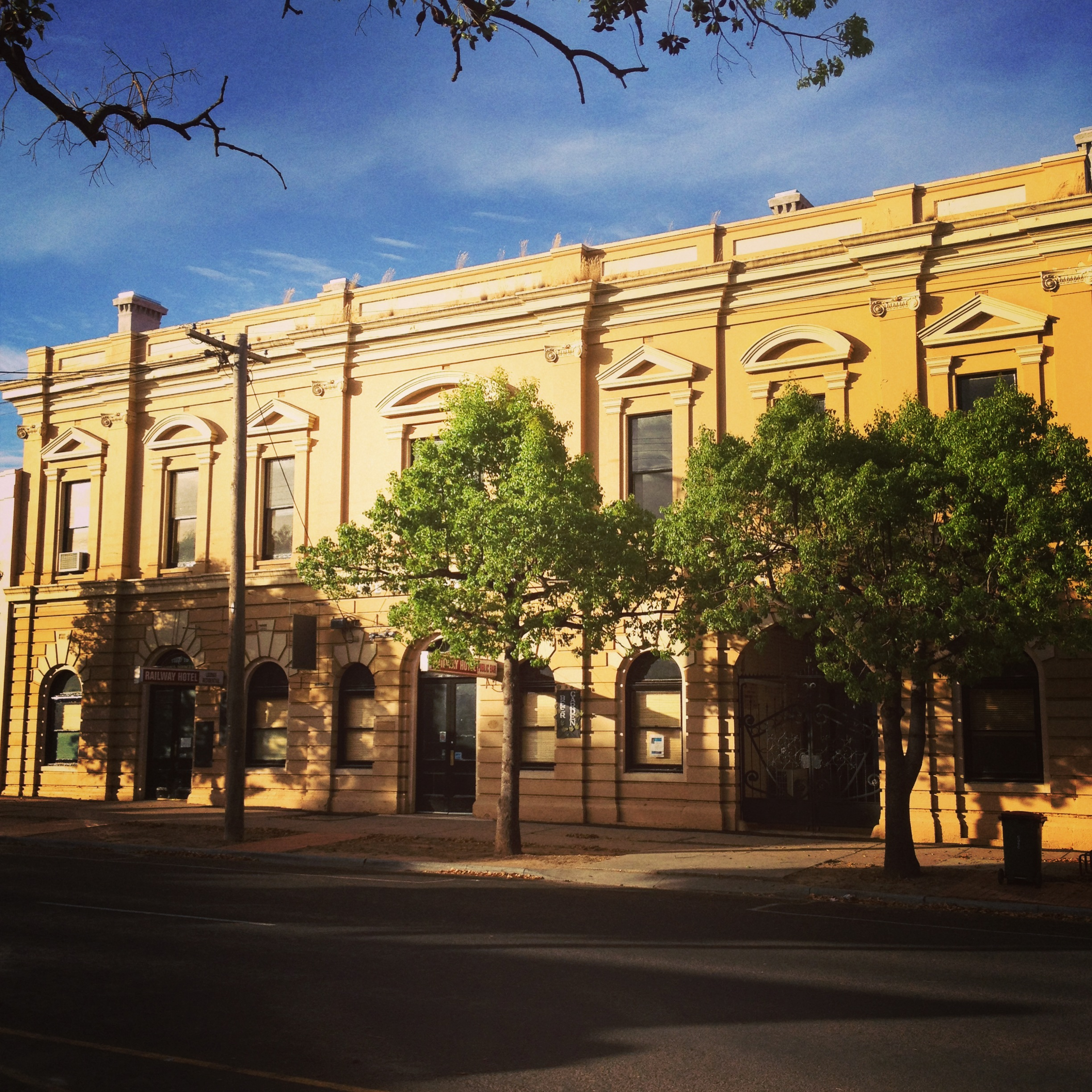 Railway Hotel Dunolly - Accommodation Sydney