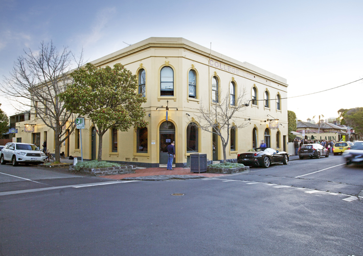 College Lawn Hotel - Accommodation Sydney