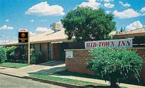 Comfort Inn - Mid Town - Accommodation Sydney