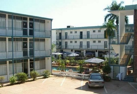 Comfort Inn Asti Darwin - Accommodation Sydney