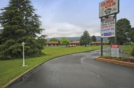 Colonial Motor Inn - Lithgow