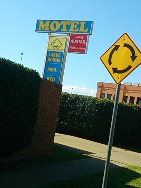 Motel Yambil Inn - Accommodation Sydney