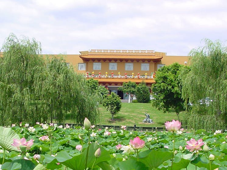 Nan Tien Temple Pilgrim Lodge - Accommodation Sydney