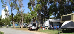 Elliston Caravan Park - Accommodation Sydney