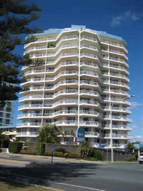 Meridian Tower - Accommodation Sydney