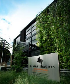 Albert Heights Serviced Apartments - Accommodation Sydney