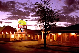 Dalby Mid Town Motor Inn - Accommodation Sydney